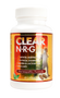 Clear NRG Plus 60 Capsule Bottle