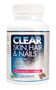 Clear Hair, Skin & Nails 120 Capsule Bottle