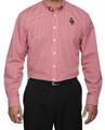Shirt - Men's Gingham Checkered