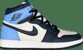 Nike Air Jordan 1 - Obsidian #555088-140