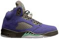 Nike Air Jordan 5 - Alternate Grape #136027-500