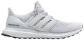 Adidas Ultraboost 1.0 - Triple White 2020 #S7741620