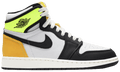Nike Air Jordan 1 GS - Volt #575441-118
