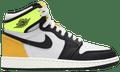 Nike Air Jordan 1 GS - Volt #575441-118