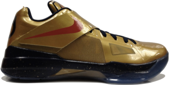 033a4df70cd4 Nike Zoom KD IV - Gold Medal  473679-702 - The Sole Closet