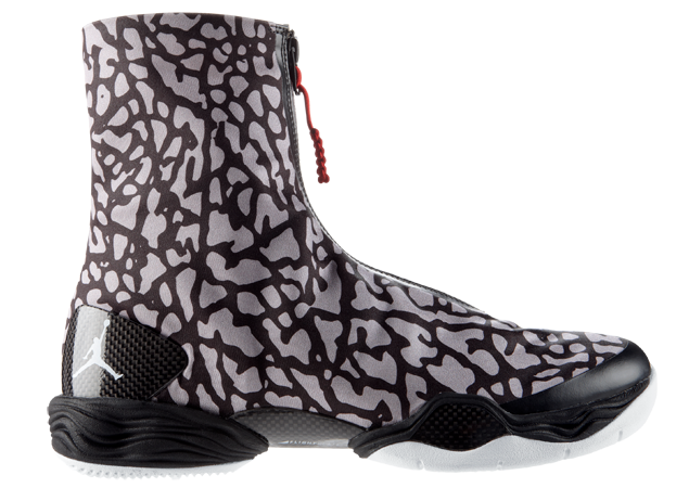 ae7e3192b77cc0 Nike Air Jordan XX8 - Elephant Pack Cement Grey  555109-004. Image 1.  Loading zoom
