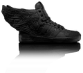 Adidas Originals Jeremy Scott - JS x A$AP Rocky Black Flag