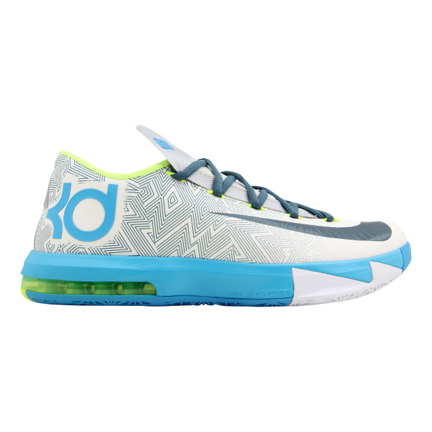 c1e1ece4cce2 Nike KD VI - Home 2  599424-009 - The Sole Closet