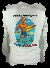 FRISKY HOOLIGANS BACK DESIGN