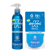 refillable Gel Bundle (250ml + 200ml)