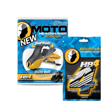 Headblade Moto + 4 pack of 4 blade cartridges