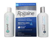 Rogaine Foam with Regenpure