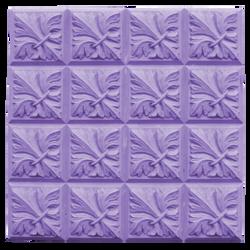 Guest Tray Medieval Fleur De Lis Soap Mold