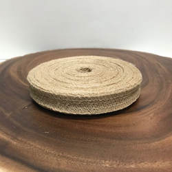 "3/4"" Jute Ribbon 25 meter roll"