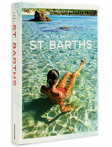 In the Spirit of St. Barths Book
