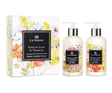 French Lime and Verbena Body Essentials Set