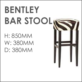 Bentley Bar Stool