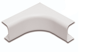 Quest INSIDE CORNER RACEWAY ACCESSORY, White