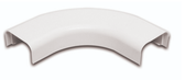 Quest RIGHT ANGLE RACEWAY ACCESSORY, White