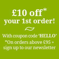 £10 off first order