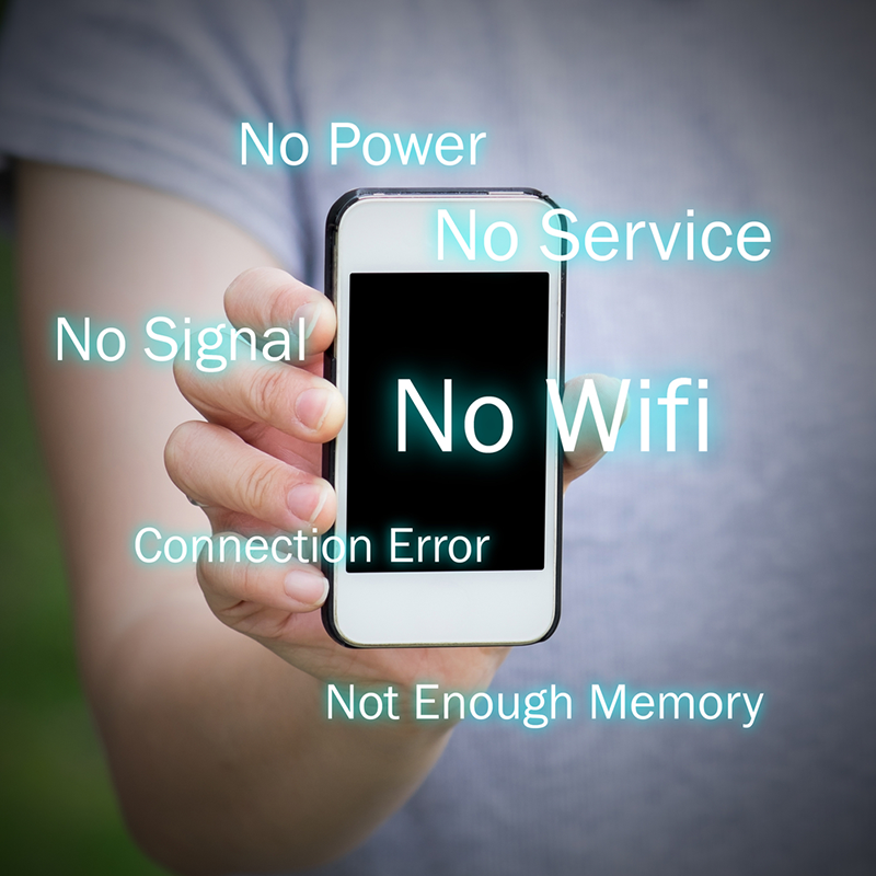 12 Ways to Fix Weak Cell Phone Signal Strength or No Service.
