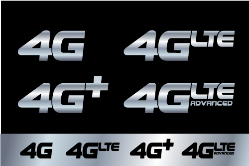 Differences between 4g, lte, lte-plus, and lte-advanced.