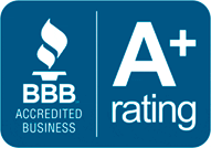 BBB Accredited Business Dealer with A+ Rating.