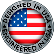 Designed and Engineered in USA