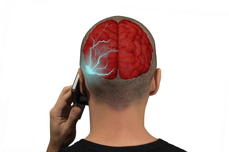 Let us talk about cell phone signal electromagnetic radiation.
