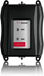 Boost your Inland Cellular cell phone signal in your car, truck or RV with Drive 3G-X and Magnet Antenna