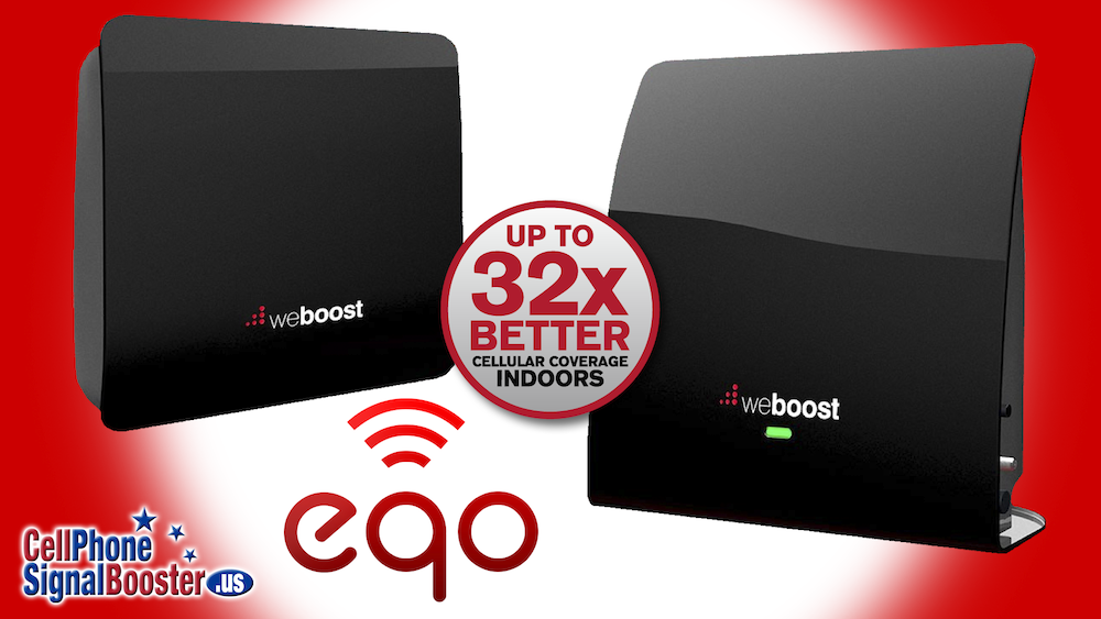 New weBoost EQO booster is as easy as plug and play!
