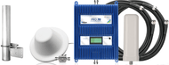 Wilson Pro 70 Signal Booster System 465134 Customized with Omni & Dome Antennas (50 Ohm)