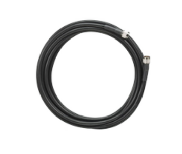 25 ft. Black RG-58 Coax Cable with SMA-Male Connectors (Wilson weBoost 950623)