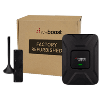 Refurbished weBoost Drive 4G-X Multi User Vehicle Signal Booster | 470510R
