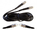 25 ft. RG174 Cable with SMA-Male to SMA-Male Connectors