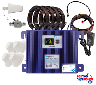 Canada Wilson Pro 4000 Commercial Cell Booster | WilsonPro 460223F