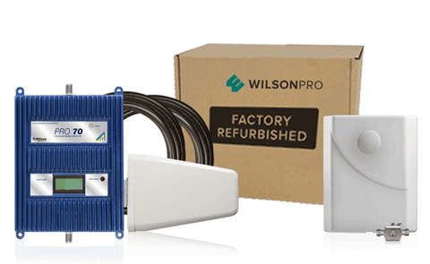 Wilson Pro 70 (75 Ohm) 463134R Signal Booster (Refurbished).