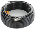 Wilson 951100 RG11 100 Feet Cable with F-Male Connectors (weBoost 951100)