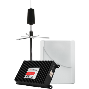 Drive 3G-X RV Cell Phone Signal Booster (weBoost 470211).