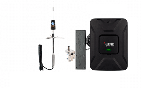 Custom Kit: RV Cell Phone Signal Booster weBoost Drive 4G-X 470510