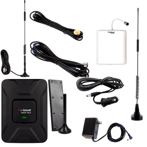 Ambulance Signal Booster Kit - Custom weBoost 470510 Drive 4G-X.
