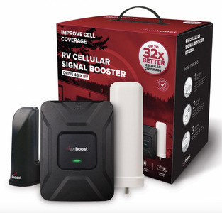 weBoost Drive 4G-X RV Cell Phone Signal Booster | 470410