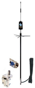Trucker Mirror Mount Antenna Kit (weBoost 318401)