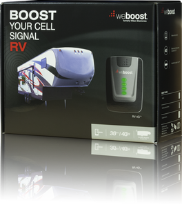 Wilson Electronics Canada & USA 4G Signal Booster for RV by weBoost