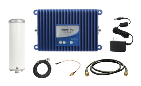 Wilson Security 4G Kit for M2M (Wilson 461119) with Omni Directional Antenna.