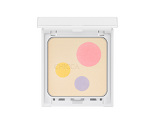 CHICCA Radiant Nude Pressed Powder (Case + Refill) ~ EX04 Fire Fly ~ 2019 Summer Limited Edition