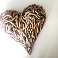 Driftwood Heart - Large
