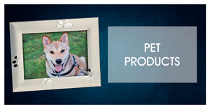personalized engraved pet products