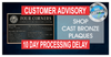 Cast Bronze Plaques will be experiencing a 10 day delay in processing. We apologize for any inconvenience.