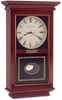 nh clocks columbia burgundy